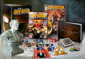 photo d'illustration pour l'article:Contenu de Duke Nukem Forever Balls Steel Edition