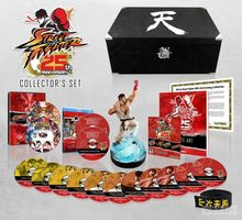 photo d'illustration pour l'article:Street Fighter 25th Anniversary annonce