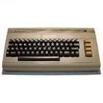 une photo de machine de jeu: Commodore 64