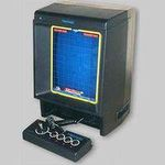 une photo de machine de jeu: GCE Vectrex