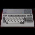 une photo de machine de jeu: MSX