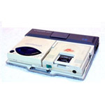 une photo de machine de jeu: Nec PC Engine Super CD-ROM