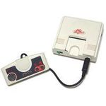 une photo de machine de jeu: Nec PC Engine
