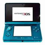 une photo de machine de jeu: Nintendo 3DS