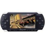 une photo de machine de jeu: Sony PSP