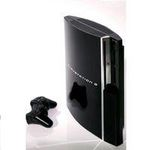 une photo de machine de jeu: Sony Playstation 3