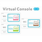 une photo de machine de jeu: Virtual Console WII