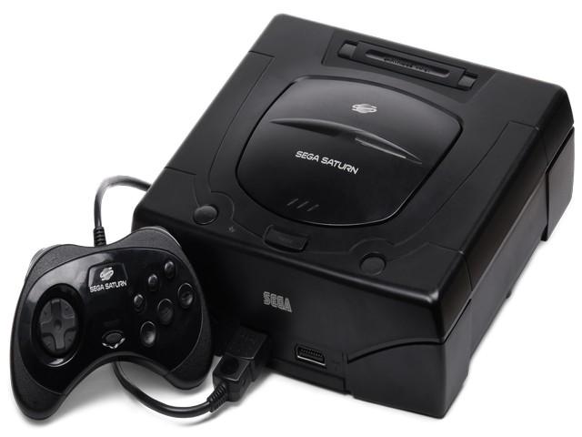 la Sega Saturn
