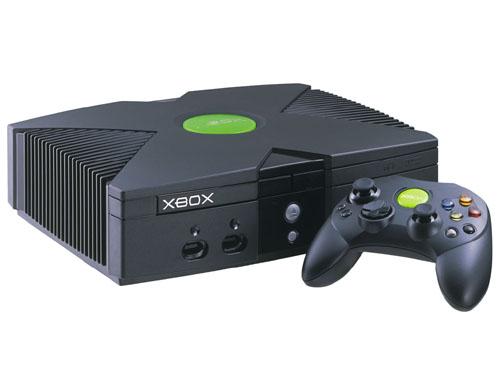 photo de la console Xbox de Microsoft