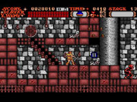 image du jeu video castlevania sur commodore amiga