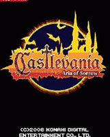 image du jeu video castlevania aria of sorrow sur telephone portable