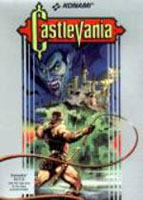 image du jeu video castlevania sur commodore 64