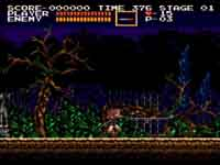 image du jeu video castlevania chronicles sur sony playstation