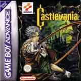 image du jeu video castlevania circle of the moon sur nintendo game boy advance