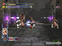 image du jeu video castlevania curse of darkness sur sony playstation 2 ps2 et microsoft xbox