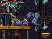 image du jeu video castlevania dawn of sorrow sur nintendo ds