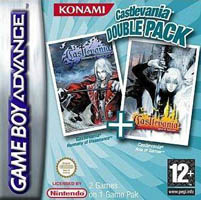 image du jeu video castlevania double pack sur nintendo game boy advance