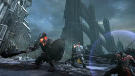 image du jeu video castlevania lords of shadow sur microsoft xbox 360 ou sony playstation 3 ps3
