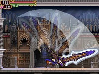 image du jeu video castlevania order of ecclesia sur nintendo ds