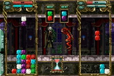 image du jeu video castlevania puzzle encore of the night sur apple iphone