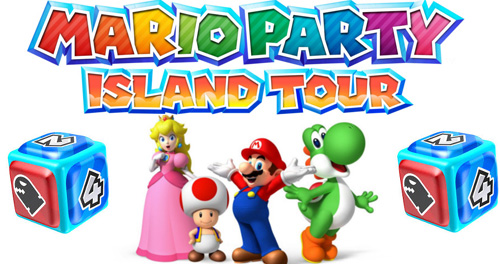 image d'illustration du dossier: Mario Party Island Tour, Du party game à l'ancienne?