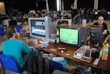 photo d'illustration pour le dossier:Retro Gaming Connexion 2013