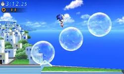 photo d'illustration pour le dossier:Sonic Generations