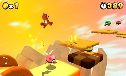 photo d'illustration pour le dossier:Super Mario 3D Land