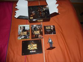 photo d'illustration pour l'article goodie:Alone in the Dark Edition Collector