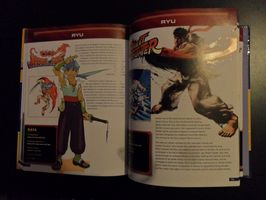photo d'illustration pour l'article goodie:Capcom 30th Anniversary Character Encyclopedia