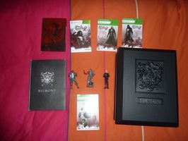 photo d'illustration pour l'article goodie:Castlevania Lords of Shadow 2 Edition Collector
