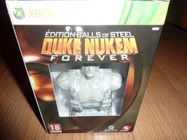 photo d'illustration pour l'article goodie:Duke Nukem Forever Edition Balls of Steel