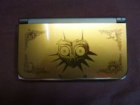 photo d'illustration pour l'article goodie:New Nintendo 3DS XL Zelda Majora s Mask
