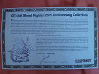 photo d'illustration pour l'article goodie:Street Fighter 25th Anniversary Collection