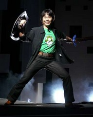 photo de Shigeru Miyamoto en Link