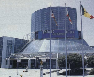 E3 de 1995-Los Angeles-Electronics-Entertainment-Expo