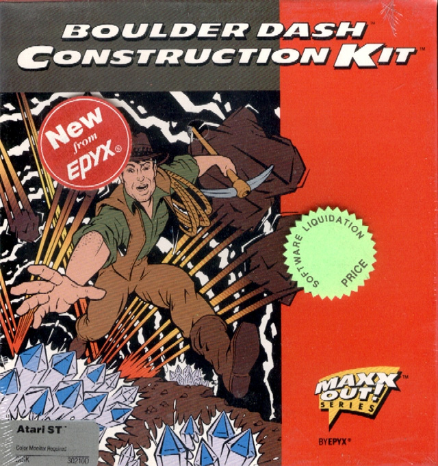 boulder dash construction kit
