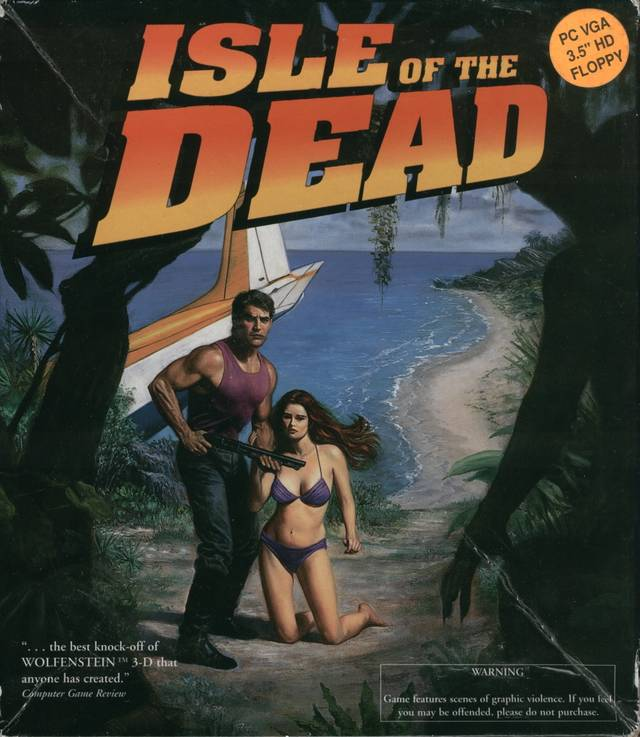 isle of the dead pc