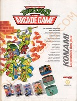 Teenage Mutant Hero Turtles II - The Arcade Game