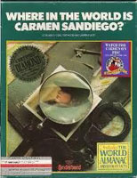 Photo de la boite de Where in the World is Carmen Sandiego