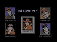 Where in the World is Carmen Sandiego, capture décran