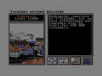Where in the World is Carmen Sandiego sur Amstrad CPC