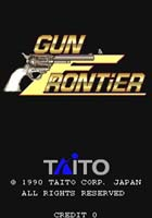 Photo de la boite de Gun Frontier