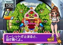 une photo d'écran de Pachinko Sexy Reaction sur Arcade