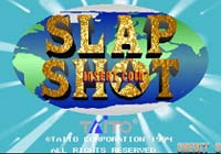 Slap Shot sur Arcade