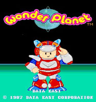 Photo de la boite de Wonder Planet