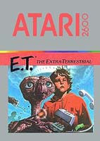 Photo de la boite de E.T. The Extra-Terrestrial