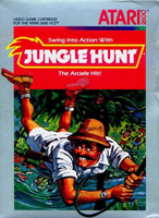 Photo de la boite de Jungle Hunt