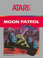 Photo de la boite de Moon Patrol