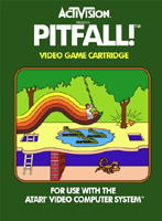 Photo de la boite de Pitfall